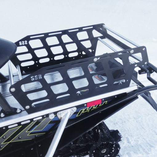 Snowmobile Rack, Ice Auger Rack